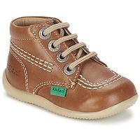 Schoenen Kinderen Laarzen Kickers BILLY  CAMEL