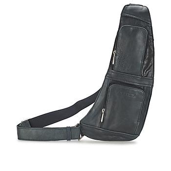 Tassen Heren Tasjes / Handtasjes Arthur & Aston MIGUEL Zwart