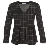 Textiel Dames Tops / Blousjes Betty London JILIU Zwart