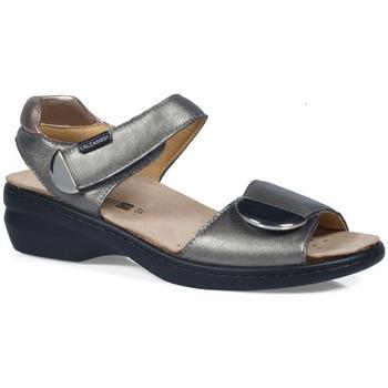 Schoenen Dames Sandalen / Open schoenen Calzamedi S  ELIGIA PLATA