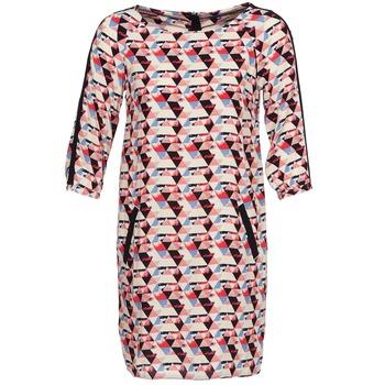 Textiel Dames Korte jurken Tom Tailor BERTA Multikleuren