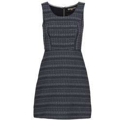 Textiel Dames Korte jurken Tom Tailor BLANKA Marine / Wit