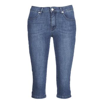 Textiel Dames Korte broeken Yurban JATARA Blauw / Medium