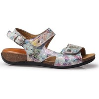 Schoenen Dames Sandalen / Open schoenen Calzamedi CEDRINA MULTICOLOR
