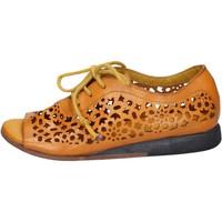 Schoenen Dames Sandalen / Open schoenen Moma BX962 Jaune