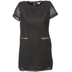 Textiel Dames Korte jurken Moony Mood BALA Zwart
