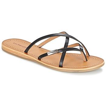 Schoenen Dames Slippers Les Tropéziennes par M Belarbi BIP Zwart