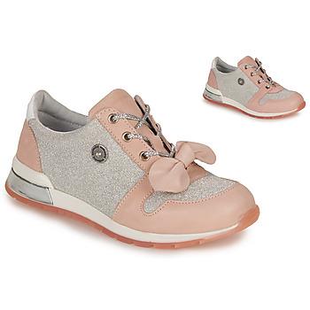 Schoenen Meisjes Lage sneakers Catimini BANJO Roze