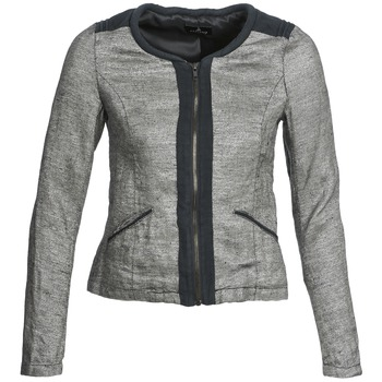 Textiel Dames Jasjes / Blazers One Step VALSE Grijs / Marine