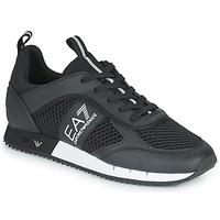 Schoenen Heren Lage sneakers Emporio Armani EA7 LACES U Zwart