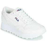 Schoenen Dames Lage sneakers Fila ORBIT ZEPPA L WMN Wit