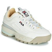 Schoenen Dames Lage sneakers Fila DISRUPTOR CB LOW WMN Wit / Grijs