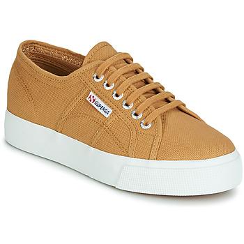 Schoenen Dames Lage sneakers Superga 2730 COTU Beige