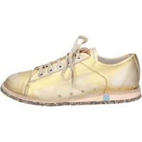 Schoenen Dames Lage sneakers Moma sneakers oro pelle BT46 Oro