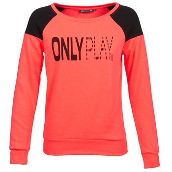 Textiel Dames Sweaters / Sweatshirts Only Play MAKAYLA TOP Corail