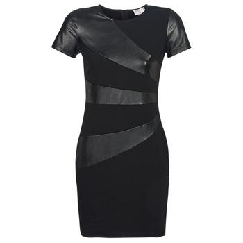 Textiel Dames Korte jurken Moony Mood JOULOU Zwart