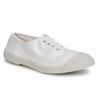 Schoenen Dames Lage sneakers Bensimon TENNIS LACET Wit
