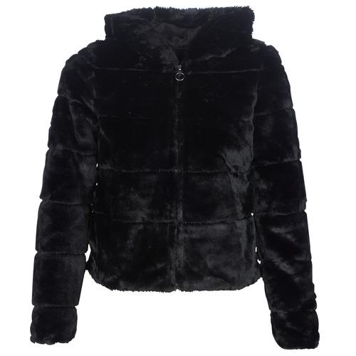 Textiel Dames Wind jackets Only ONLCHRIS Zwart