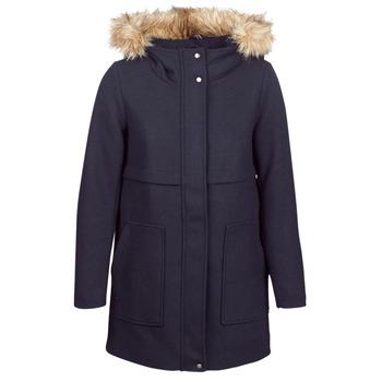 Textiel Dames Mantel jassen Only ONLNOAH Marine