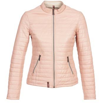 Textiel Dames Leren jas / kunstleren jas Oakwood 61435 Roze