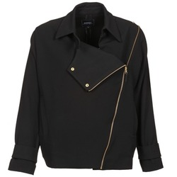 Textiel Dames Jasjes / Blazers Wesc YUKI Zwart