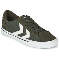 Schoenen Lage sneakers Hummel NILE CANVAS LOW Kaki