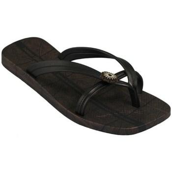 Schoenen Kinderen Slippers Ipanema GB Ikatu Noir, Marron