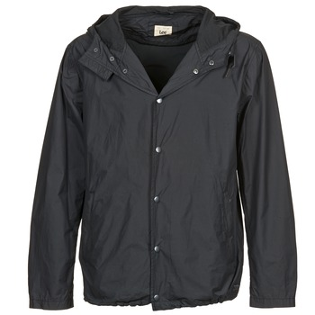 Textiel Heren Wind jackets Lee LIGHTWEIGHT Zwart