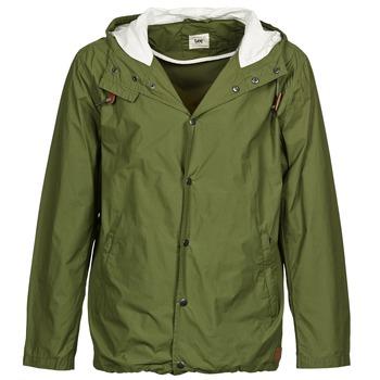 Textiel Heren Wind jackets Lee LIGHTWEIGHT Kaki