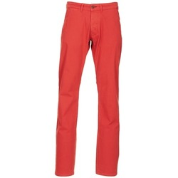 Textiel Heren Chino's Jack & Jones BOLTON DEAN ORIGINALS Rood