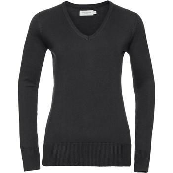 Textiel Dames Truien Russell 710F Zwart
