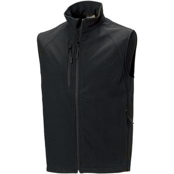 Textiel Heren Vesten / Cardigans Russell Soft Shell Zwart