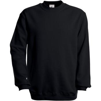 Textiel Heren Sweaters / Sweatshirts B And C Modern Zwart