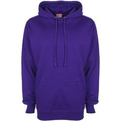 Textiel Heren Sweaters / Sweatshirts Fdm Original Paars