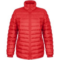 Textiel Dames Dons gevoerde jassen Result Ice Bird Rood