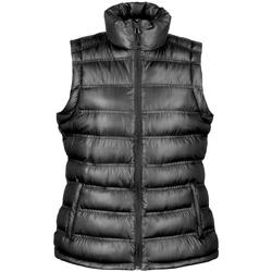 Textiel Dames Dons gevoerde jassen Result Ice Bird Zwart