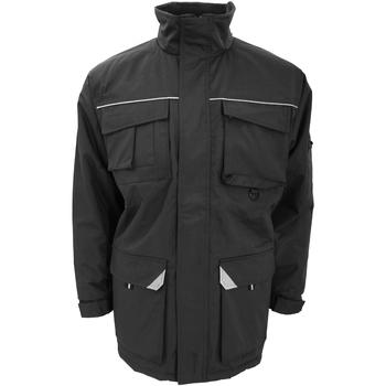 Textiel Heren Mantel jassen Result R301X Zwart