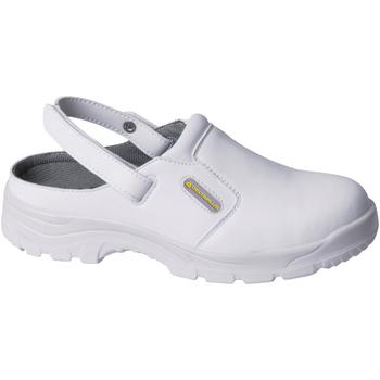 Schoenen Klompen Delta Plus Safety Wit