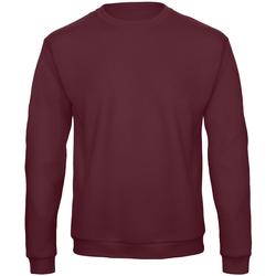 Textiel Sweaters / Sweatshirts B And C ID. 202 Bourgondië