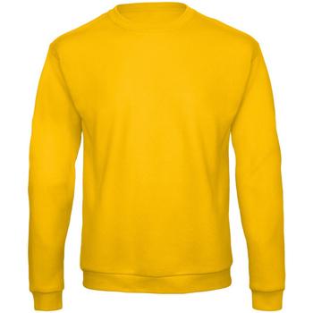 Textiel Sweaters / Sweatshirts B And C ID. 202 Goud