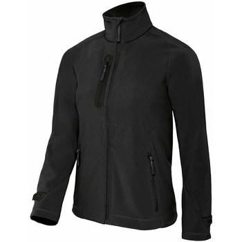 Textiel Dames Fleece B And C X-Lite Zwart