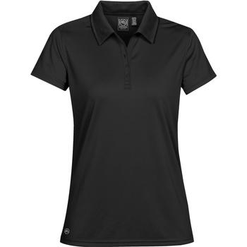 Textiel Dames Polo's korte mouwen Stormtech PG-1W Zwart