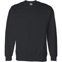 Textiel Heren Sweaters / Sweatshirts Gildan DryBlend Zwart