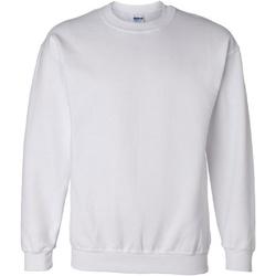 Textiel Heren Sweaters / Sweatshirts Gildan DryBlend Wit