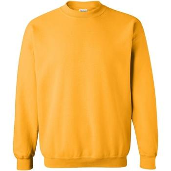 Textiel Sweaters / Sweatshirts Gildan 18000 Goud