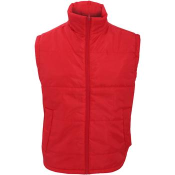 Textiel Heren Vesten / Cardigans Result Windproof Rood