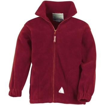 Textiel Kinderen Fleece Result Active Bourgondië