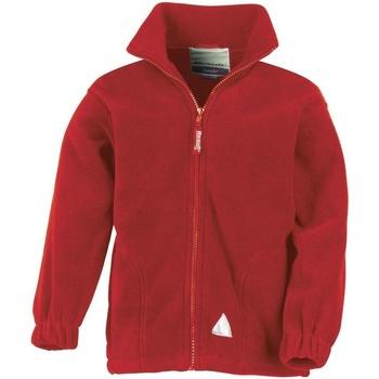 Textiel Kinderen Fleece Result R36JY Rood