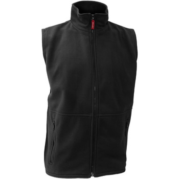 Textiel Heren Vesten / Cardigans Result Active Zwart