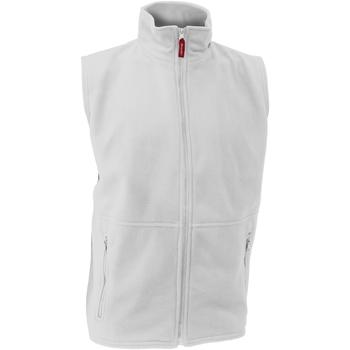 Textiel Heren Vesten / Cardigans Result Active Wit